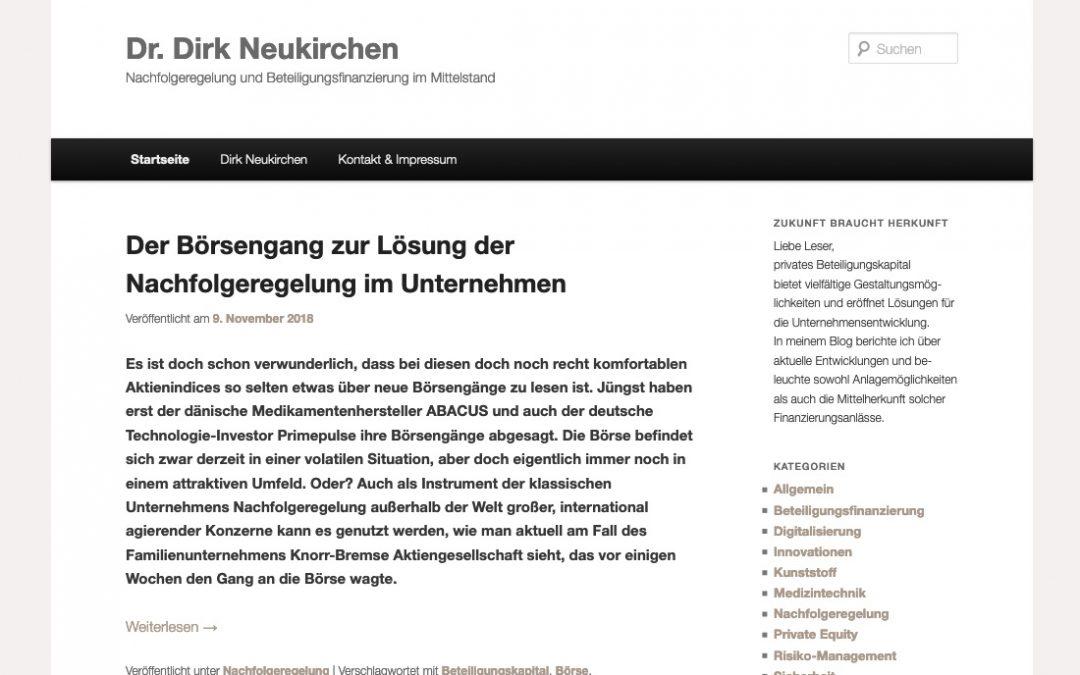 Allistro: Blog