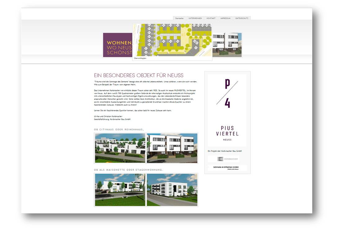 PIUS-Website